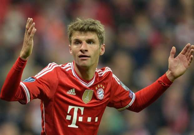Bayern slump 'took the gloss off season', says Muller