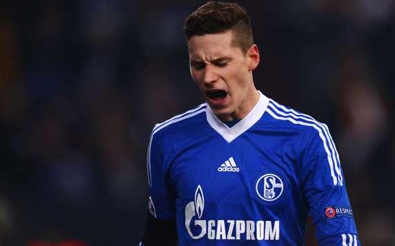 Draxler: I will stay at Schalke