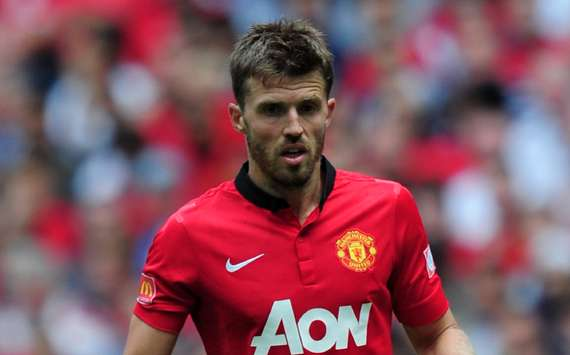 Carrick: Manchester United targeting league title next season