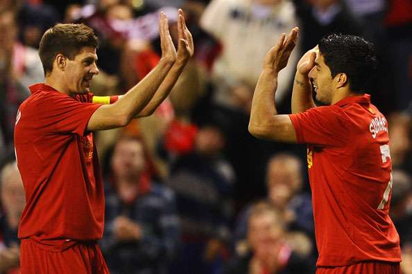 Gerrard: Suarez was too good for Arsenal