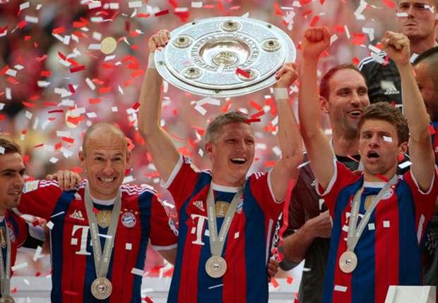 Muller, Robben y Lahm estarán en Brasil