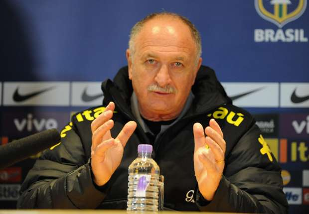 Scolari: There could still be a surprise call-up