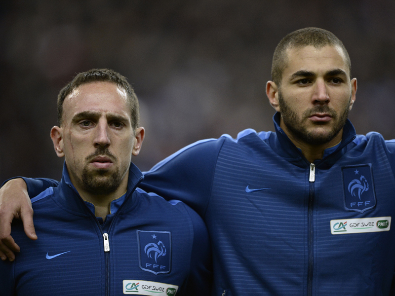 ribery u0026 39 s agent reveals why star quit france national team