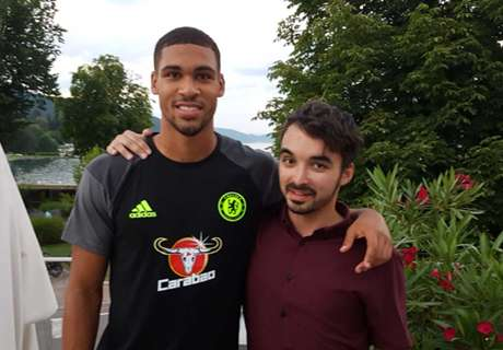 Chelseas Loftus-Cheek exklusiv