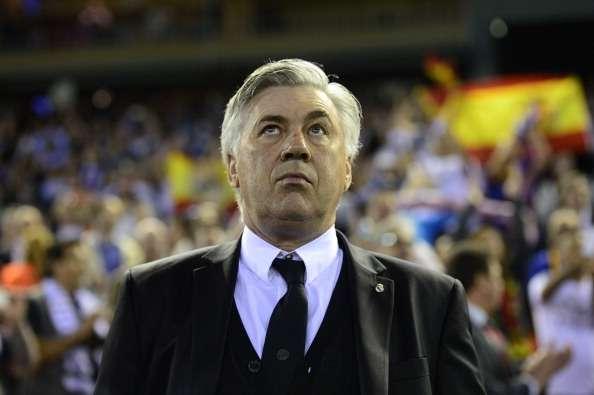 Ancelotti, attuale tecnico del Real Madrid