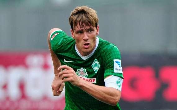 Noch lange Grün-Weiß: Clemens Fritz