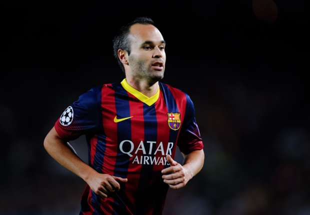Iniesta: Barca captaincy would be a dream