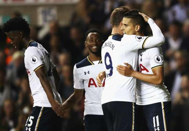 Tottenham 5-0 Gillingham: Spurs run rampant in EFL Cup opener