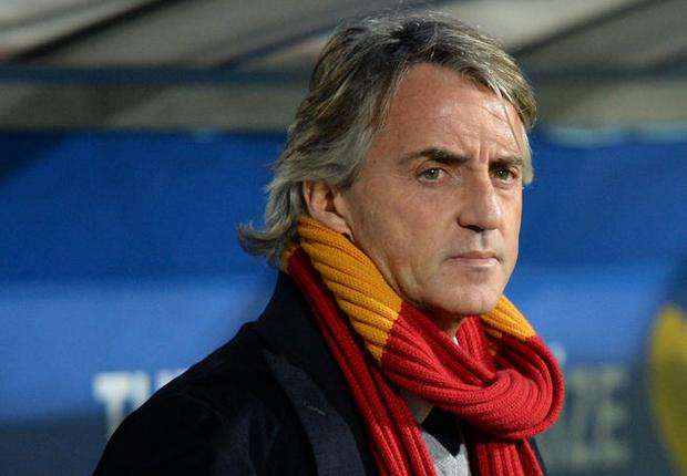 Roberto Mancini betreute Gala nur eine Saison