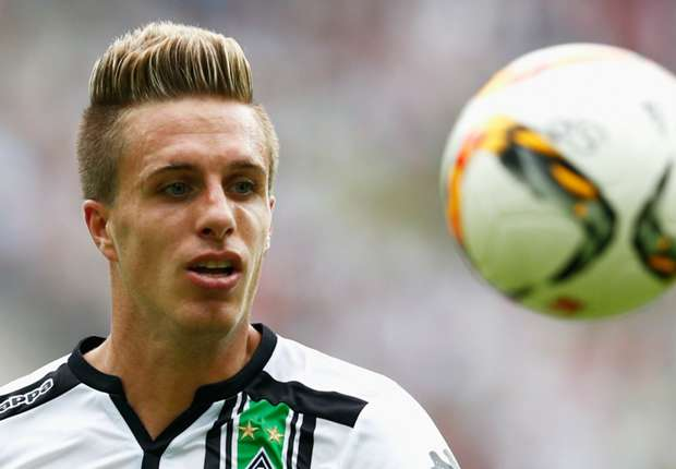 Gladbach confirmed Herrmann's adductor injury ahead of the City clash. Photo: Goal.com