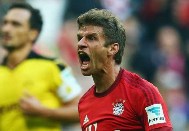 Bayern-Dortmund 5-1, le Bayern assomme la Bundesliga