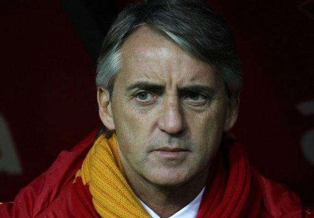 Für sein Team läuft es in der Liga nicht rund. Gala-Trainer Mancini