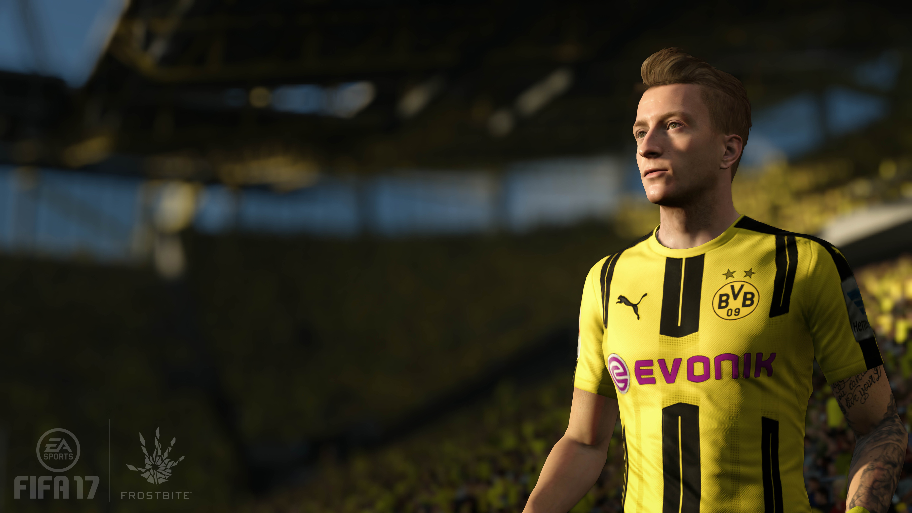 reus voted as cover star for fifa 17   goal
