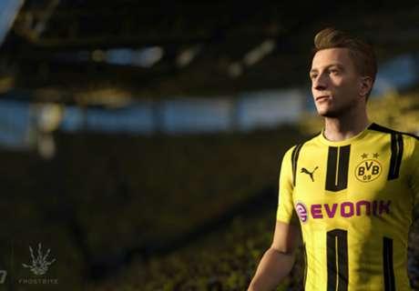 Reus op de cover van FIFA 17!