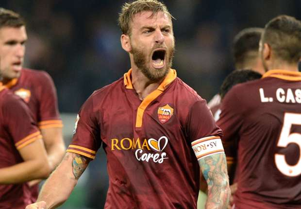 De Rossi fires warning shot at Serie A rivals