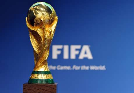 As seleções na Copa Rússia 18