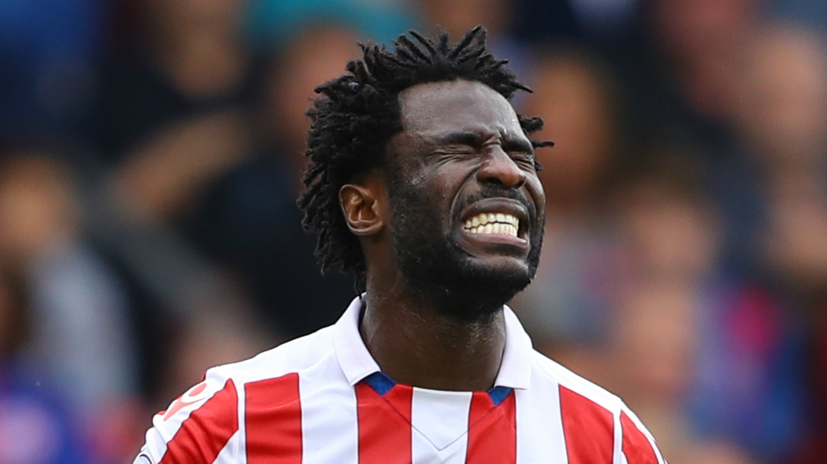 HD Wilfried Bony Stoke City Premier League