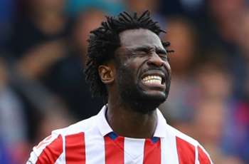 Swansea's Bony to miss League Cup clash vs. Manchester United