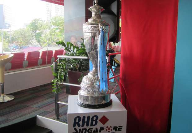 RHB Singapore Cup trophy