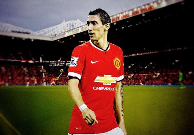 Angel Di Maria ist offiziell ein Spieler von Manchester United.