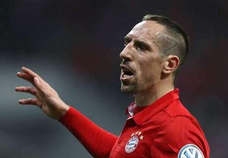 Scadenza Ribery: