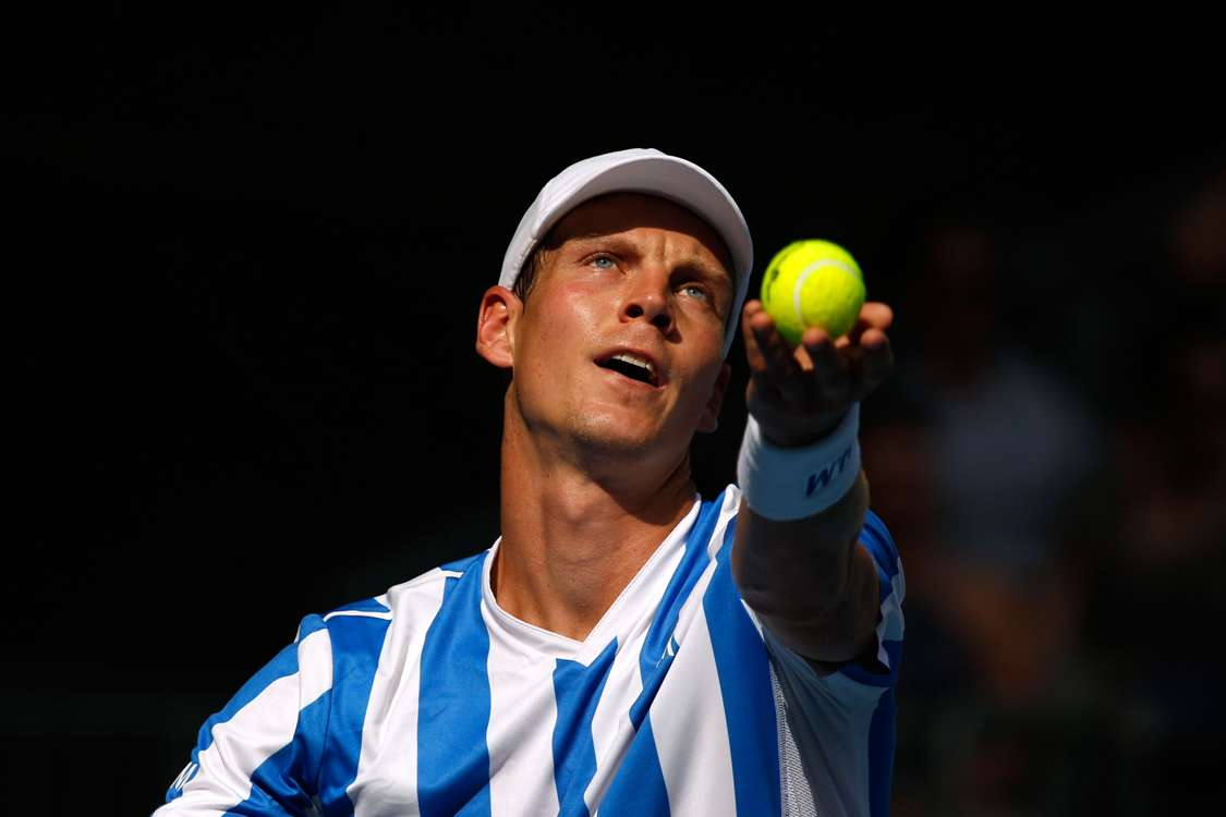Berdych, Ferrer move into fourth round at Australian Open