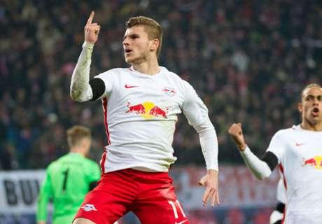 Leipzig volvió a ganar y sigue líder