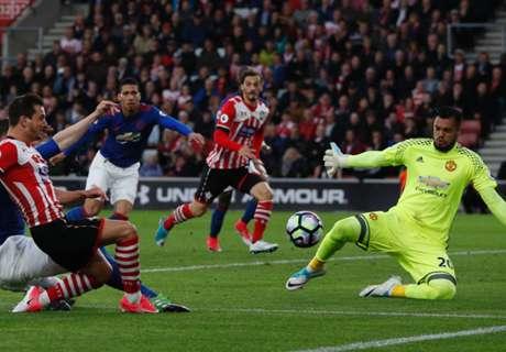 United, con un punto gracias a Romero