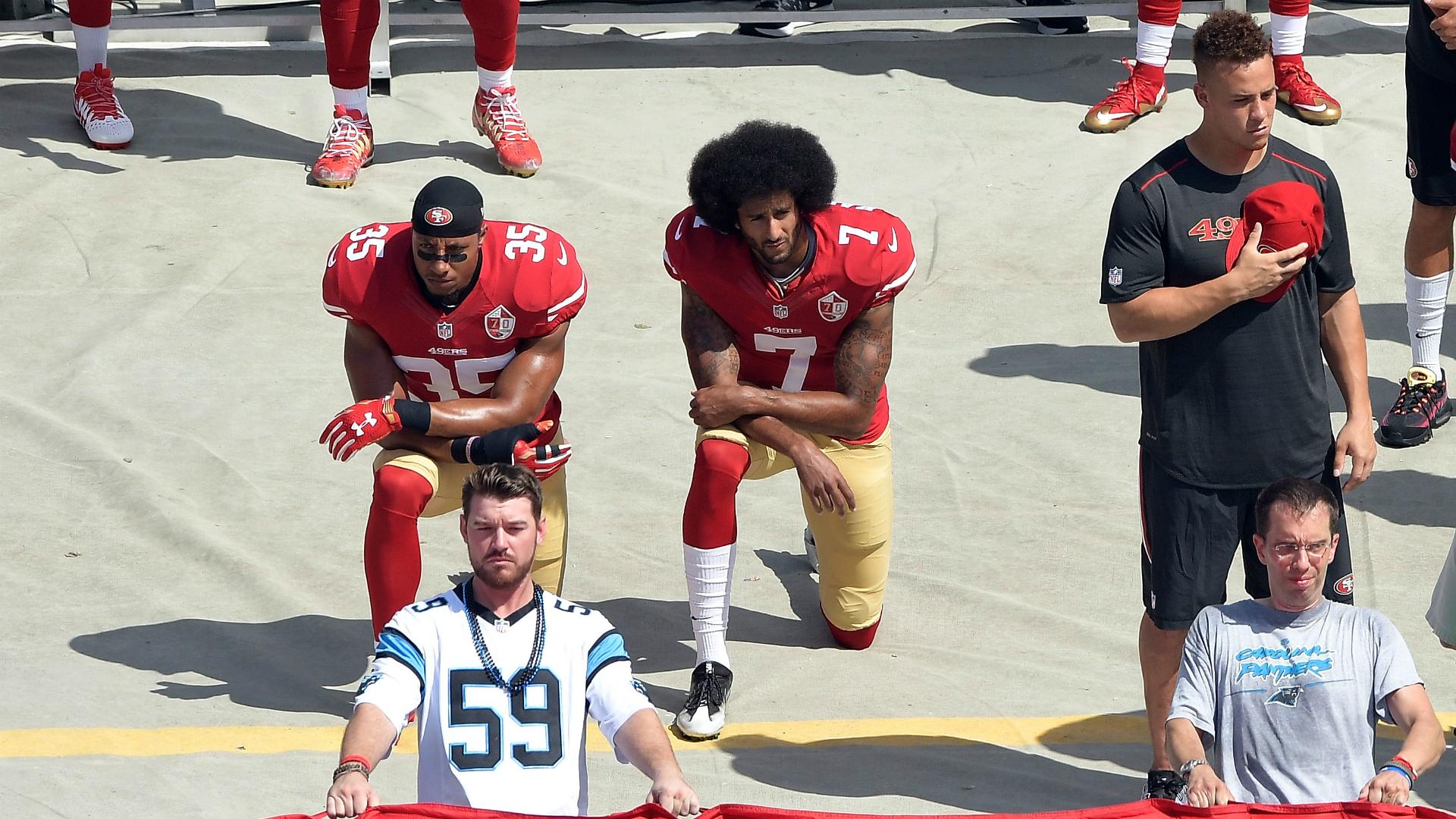 Colin Kaepernick vs. the NFL: A timeline of how we got here