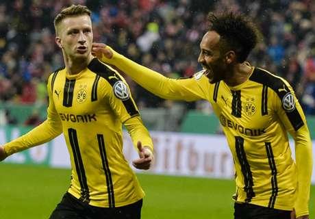 El Dortmund avanzó a la final