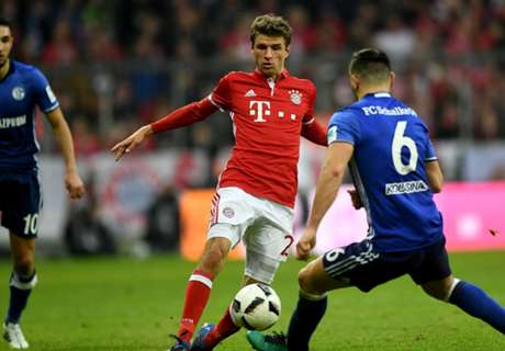 Schalke 04 le robó un punto a Bayern