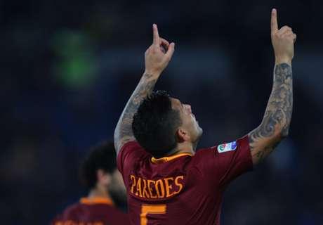 Grito argentino en la goleada de Roma