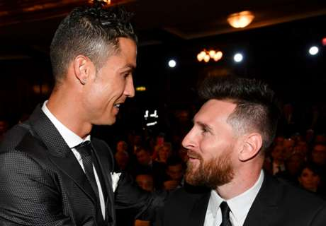 Ronaldinho: Messi versus Ronaldo is good for football