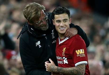 Liverpool may sanction January sale of Coutinho