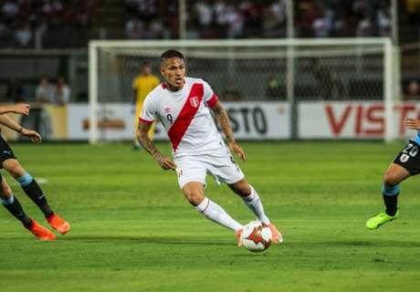 Peru Tekuk Uruguay