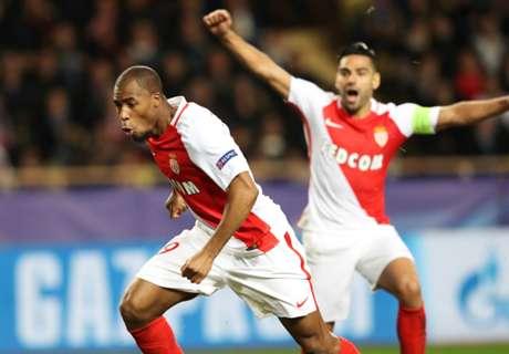 Monaco clasificó y eliminó a Tottenham