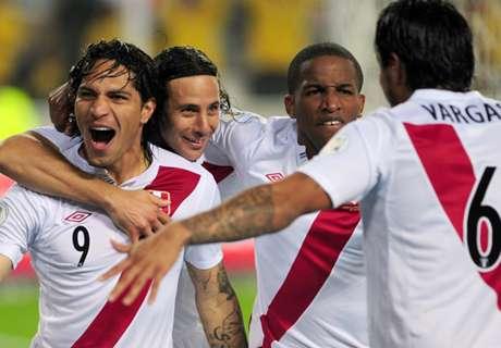 Guerrero espera que Farfán y Vargas vuelvan a la selección