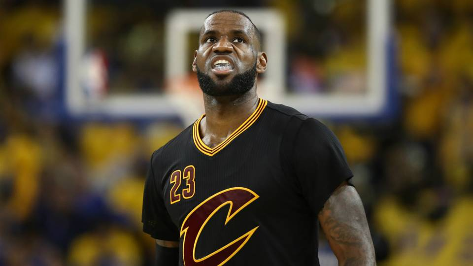 8e3ec7284b5 LeBron James sources deny report 2017-18 will be his last season with Cavs