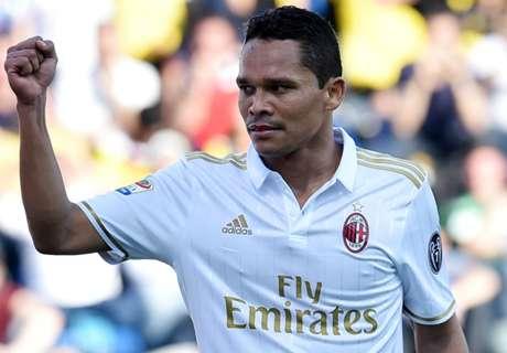 Bacca le dio la victoria a Milan