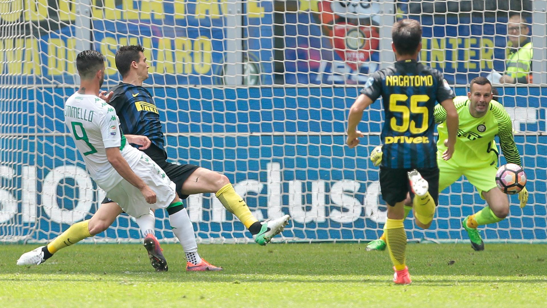 Inter cae de nuevo; Juve, al borde del cetro en Italia