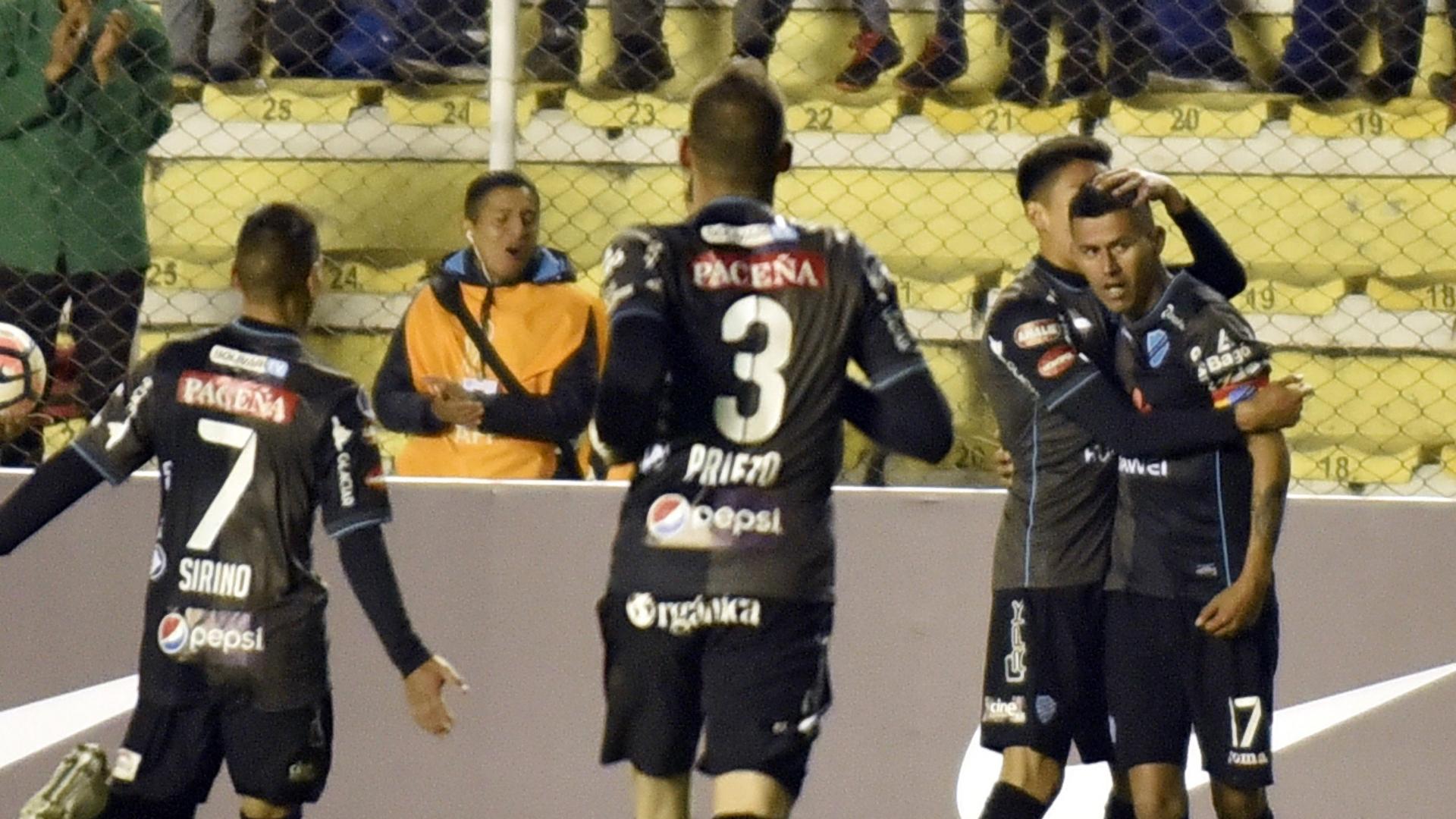 Liga de Quito visita hoy (17:15) a Bolívar, por Copa Sudamericana
