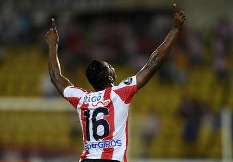 Atlético Tucumán cayó 1-0 en Colombia