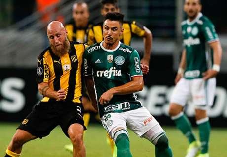 AO VIVO: Peñarol 0 x 0 Palmeiras