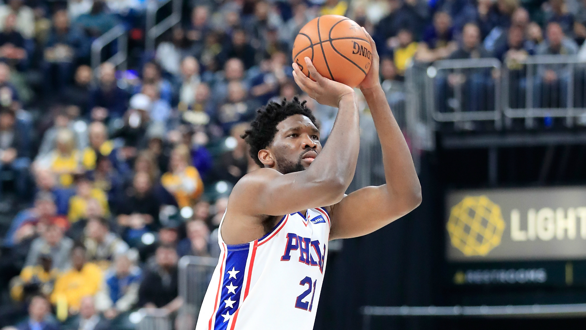 Joel Embiid injury update: 76ers star (knee) will not play in Game 3 vs. Nets
