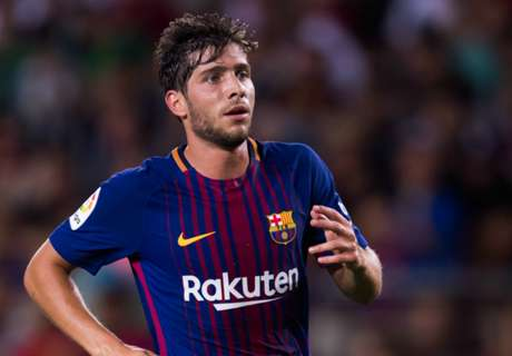 Sergi Roberto agrees new Barcelona deal