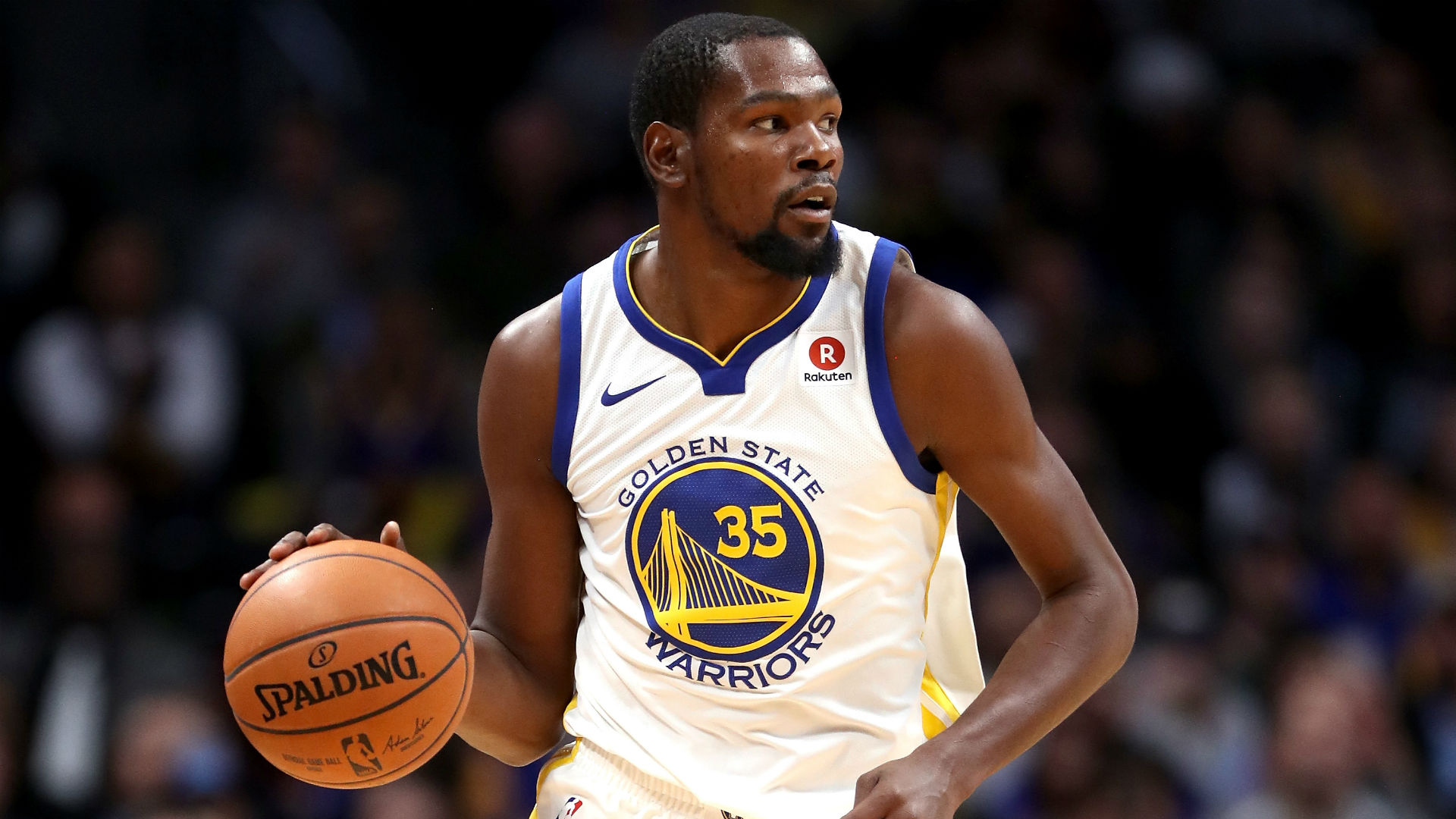 Kevin Durant is Warriors' best player, Kyrie Irving says