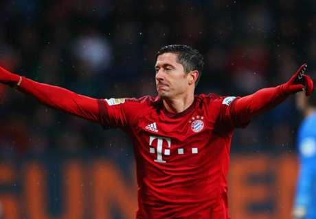 Augsburg te zwak voor Bayern München