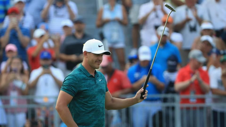 Brooks Koepka PGA Championship Final Round 12082018