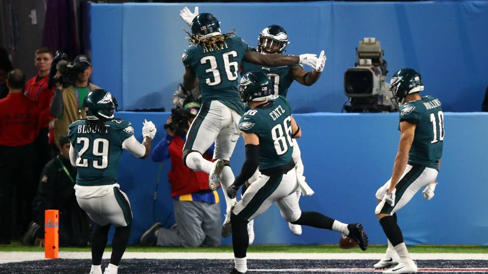 Philadelphia Eagles v New England Patriots Super Bowl LII 04022018