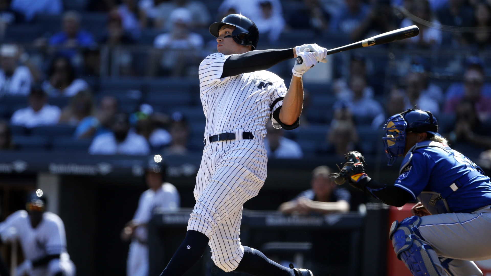 Aaron Judge sets new record as quickest MLB player to reach 70th HR